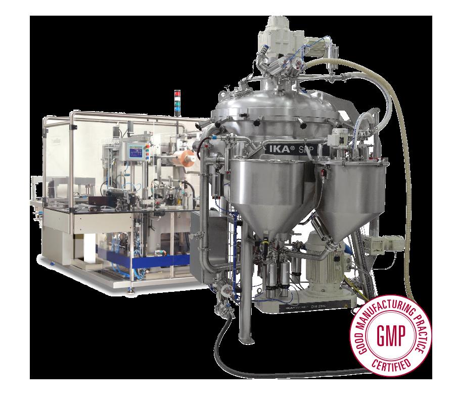 Private Label Manufacturing Machineries